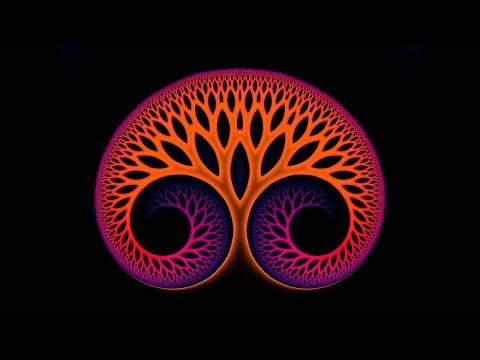 1hr Alpha Binaural Beat Session (12hz) ~ Pure