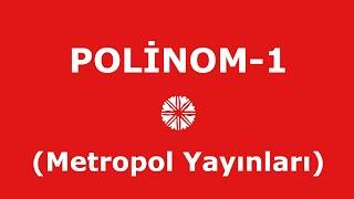 YÖS MAT-2(POLİNOM-1,Metropol Yayınları)
