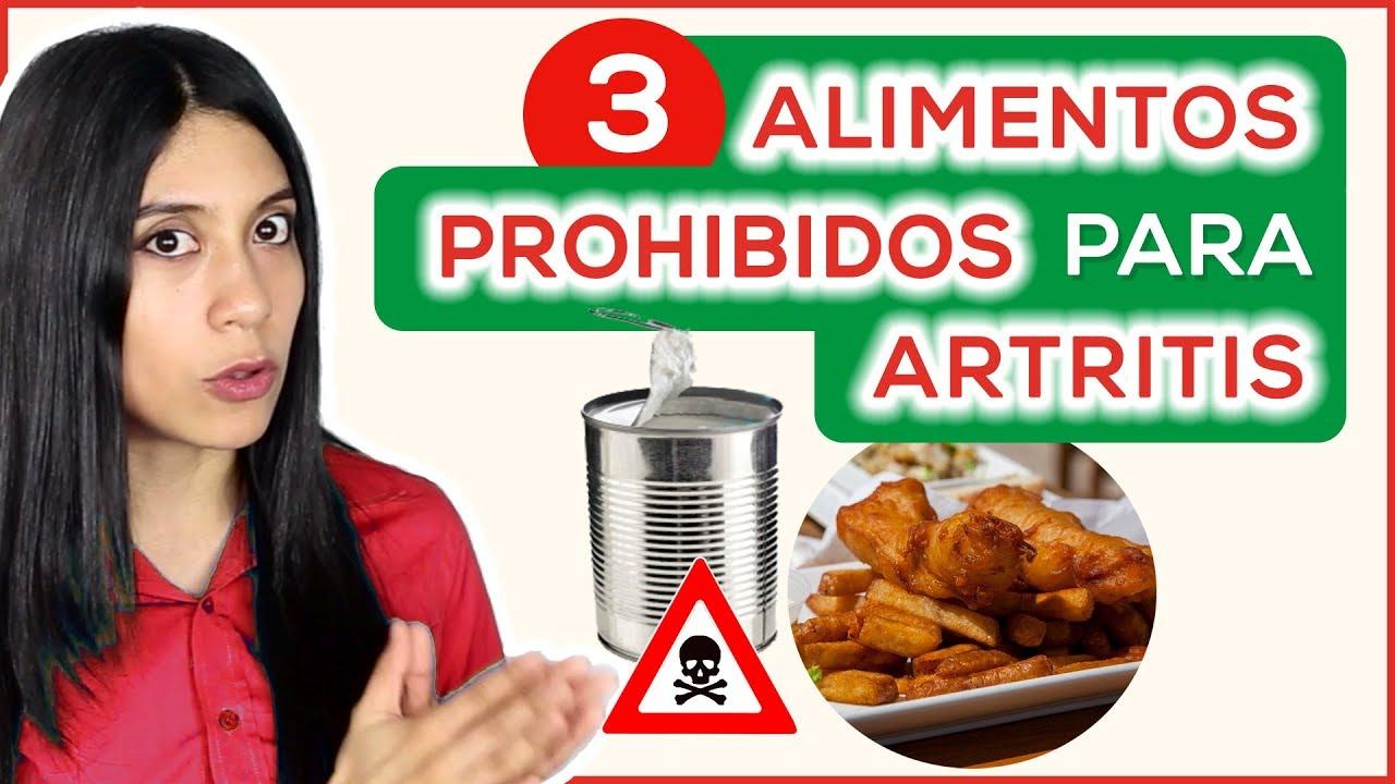 alimentacion para la artritis reumatoidea