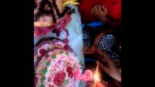 Saskya aulia ulang tahun
