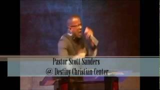 "Pastor Scott Sanders - ""The Time is Now"""