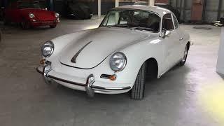 1964 Porsche 356 Coupe 1600