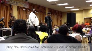 bishop neal roberson melvin williams in olive branch ms