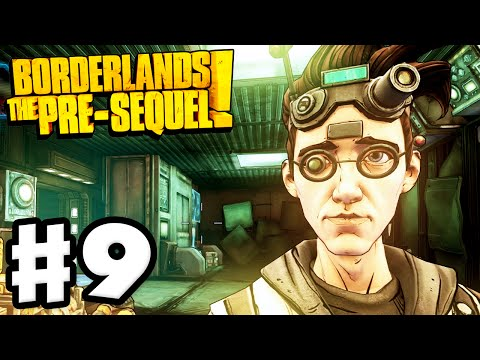 Borderlands: The Pre-Sequel - Gameplay Walkthrough Part 9 - Glad to Meet Gladstone! (PC)
