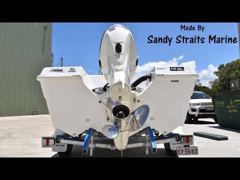 Introducing The Sandy Straits Marine 4.5m Tri Hull Whaler