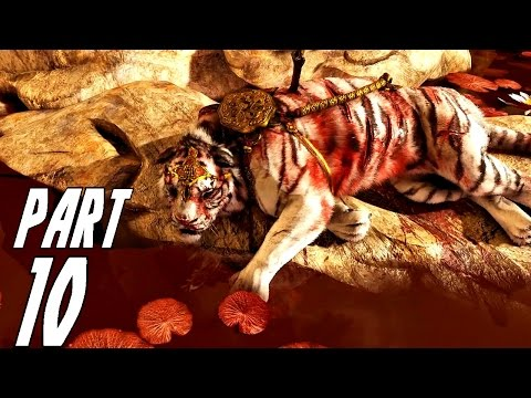 Far Cry 4 - Part 10 (Shangri La / Kalinag Thangka / Cave / Tony the Tiger)