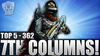 Destiny: Insane Sprees!! Top 5 Seventh Column Medal Plays / Episode 362