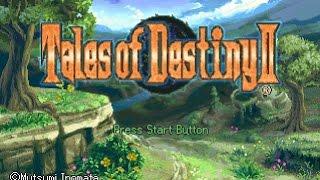 PSX Tales of Destiny II (JP Tales of Eternia)