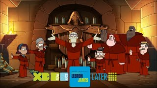 "Gravity Falls - ""Society of the Blind Eye"" Meet the Blind Eye Society"