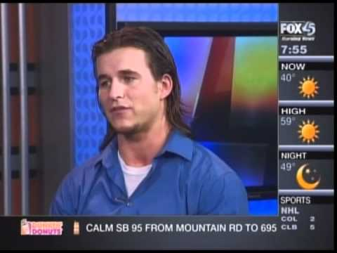 Adam Cole on WBFF Fox 45 Baltimore Morning News