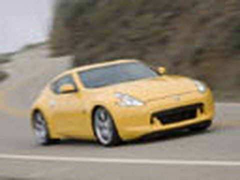 2009 Nissan 370Z - First Test!