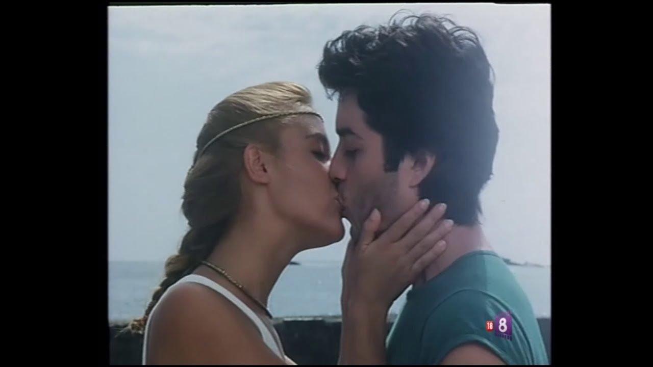 Andrea Albani andrea albani, josé febles, bernard seray, sara mora y berta cabré en al  sur del edén (1982)