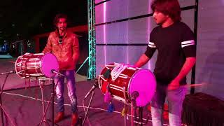 Sunil Chavda & Harshi Mad Event By DJ Hamz Jamnagar..
