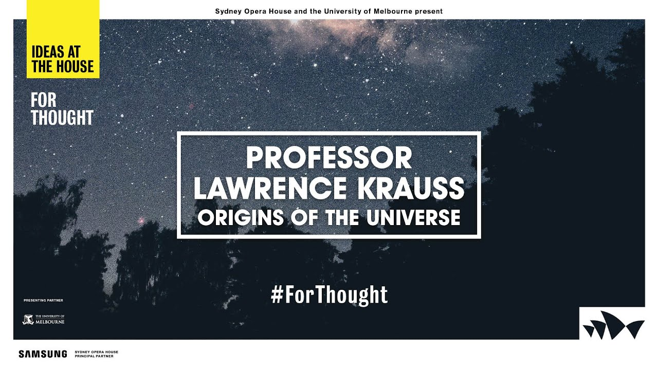 Lawrence Krauss replaced as director of The Origins Project