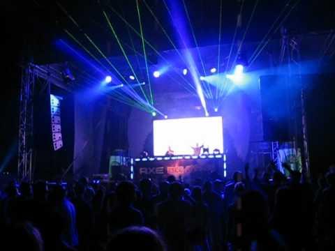 House stage - bee free - Slovakia 2012