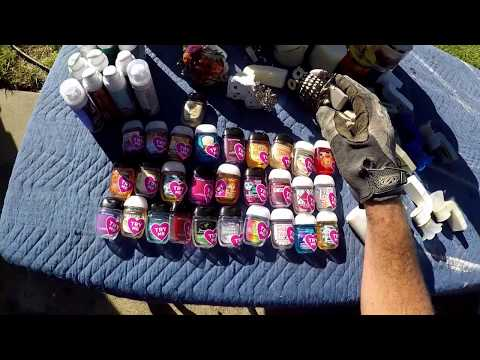 Dumpster Diving Bath & Body Works
