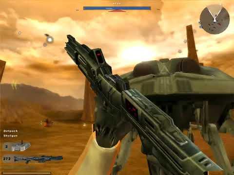 STAR WARS BATTLEFRONT 2 (CLASSIC 2005) |