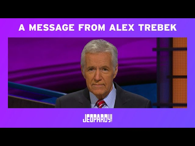 How Alex Trebek Got Started on 'Jeopardy!' and Earned His Net Worth
