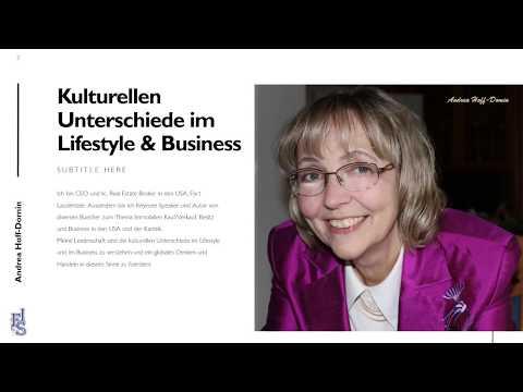 Kulturellen Unterschiede im Lifestyle & Business, Business Kultur
