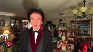 """THE FIRST NOEL"" Johnny Mathis cover by Johnny Dark"