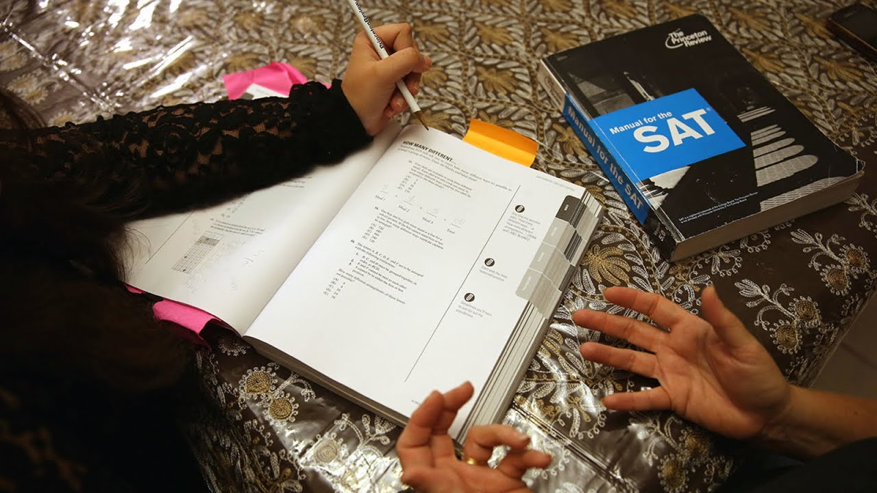 CURRENT SAT TESTS ARE RACIST & CHANGES ARE NECESSARY: