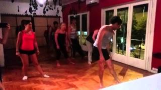Taller Danzas Afrocubanas - Yemaya