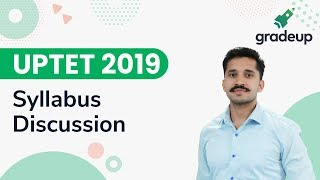UPTET 2019 Syllabus Discussion by Ajay Sir, Join Now!