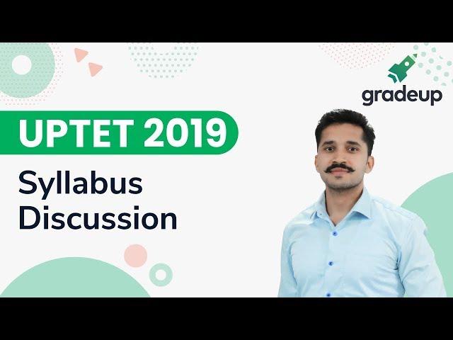 UPTET  2019  Syllabus Discussion