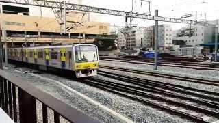 분당선 왕십리역 전동차 회차 / Recurrence Wangsimni Station Bundang Line train