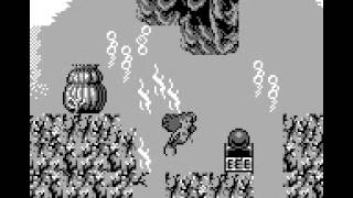 Little Mermaid - GameBoy
