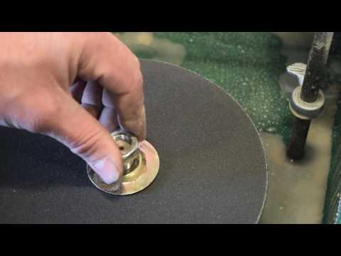How to Use a Lapidary Machine *** Cut - Grind - Shape - Finish - Polish ***