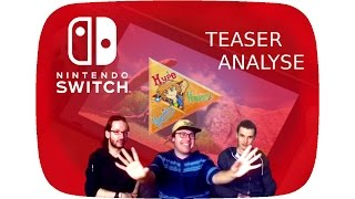 Nintendo Switch ★ Teaser Analyse / Review GER