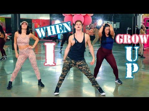 When I Grow Up - The Pussycat Dolls | Caleb Marshall x Lexy Panterra x Jessica Bass