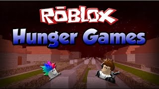"""Let's Play ROBLOX: Loleris Hunger Games Episode 1 - """"A ROCKET Launcher?!?"""""""