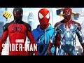 Spider-Man PS4 - New DLC Suits Have Upset People? - New Features & BIG Update For New Game +