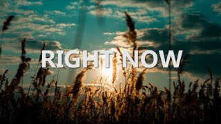 The Groovecake Factory - Right Now (Lyric Video)