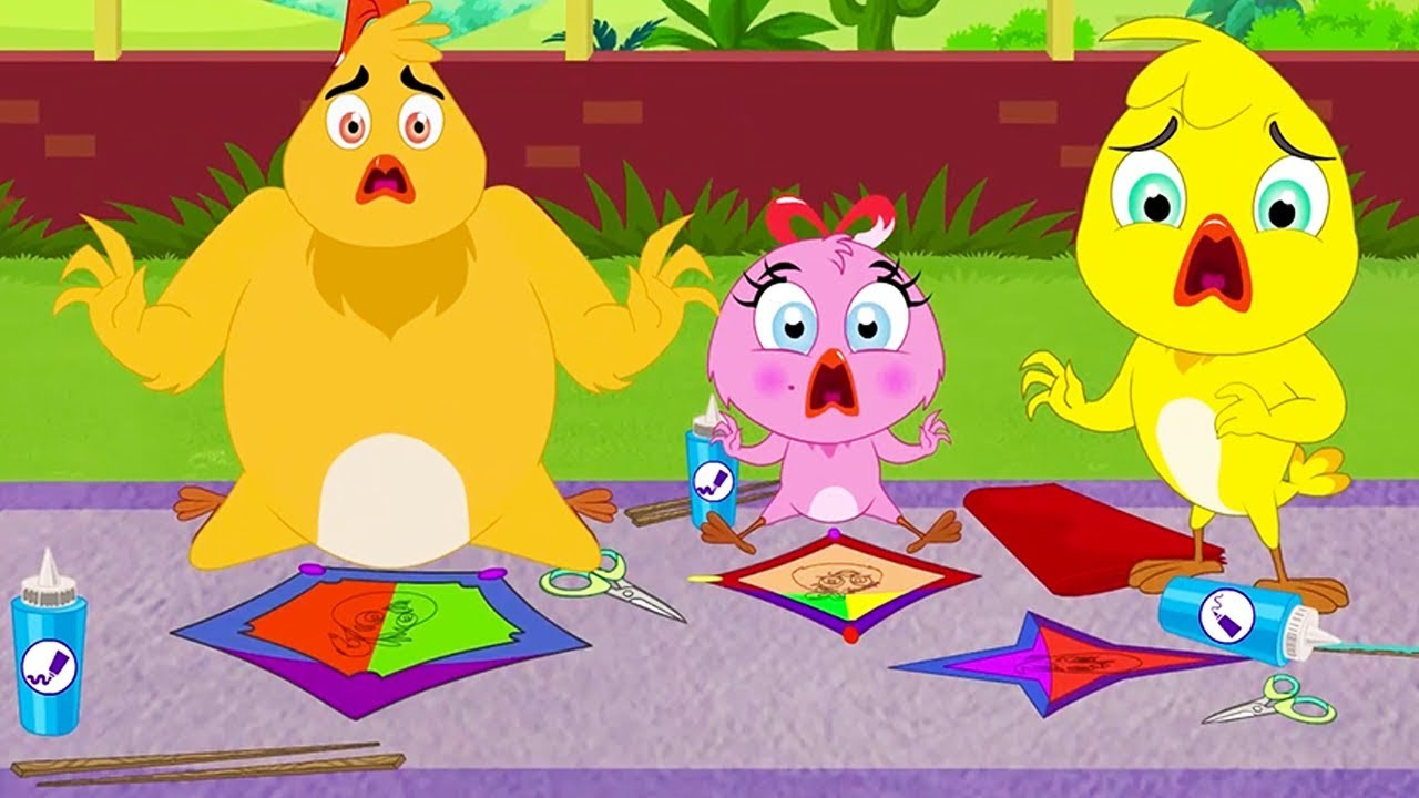Eena Meena Deeka Luta De Pipa Desenhos Animados Para Criancas