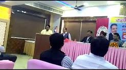 @javed khan saif Advocate speech in bar council election meeting