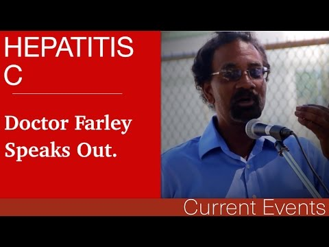 Hepatitis Cures and Treatment - Doctor Farley Speaks out