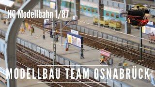 Gambar cover H0 Modellbahn Segmentanlage - Modellbahnteam Osnabrück - H0 Scale - H0 Modelspoor - ModellbahnLinks