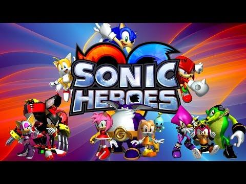 Как скачать Sonic Classic Heroes на андроид