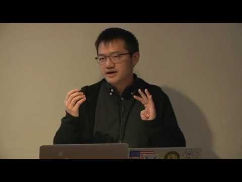 Social Computing Symposium 2016: Post Screen Personas and Listening Machines, Tim Hwang