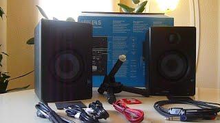 Unboxing Studio Monitors PreSonus Eris E4.5