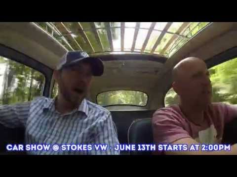 Cruising in a Beetle | Scott Sain & Chad Dolbier Talk about VW Events Summer 2015