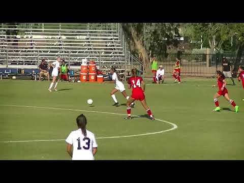 PVCC Womens Soccer 08292017 vs Cochise