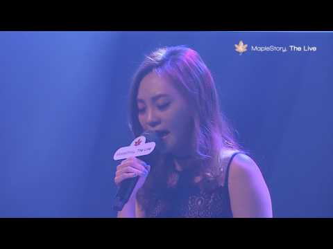 MayTree - Promise Of Heaven (Theme from Black Heaven) [MapleStroy The Live @ BaekAm Art Center]