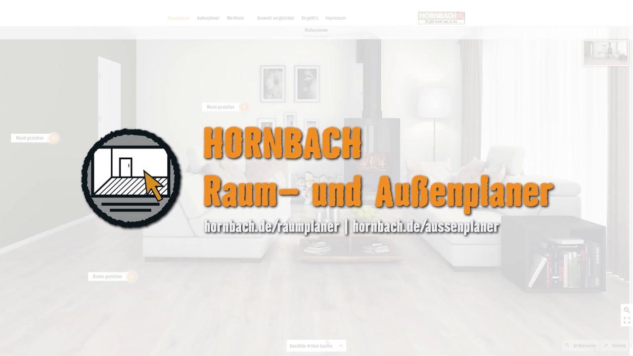 Hornbach Raumplaner Der Wohnraum Konfigurator