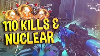 110 KILLS /w RAZORBACK & NUKES... (COD: Black Ops 3 PC)