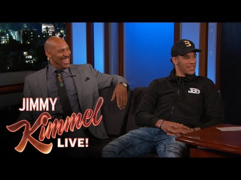 Thumbnail: Does Lonzo Ball's Dad Annoy Him?