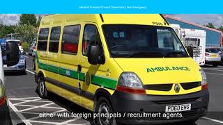 Medical Transport Coach Clearwater   Non Emergency